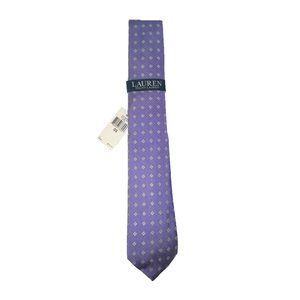 Ralph Lauren Spring Purple Neck Tie